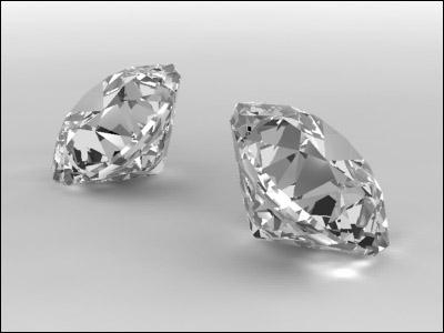 Mental Ray diamond tutorial
